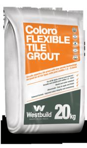 Coloro Flexible Tile Grout