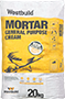 Cream Mortar