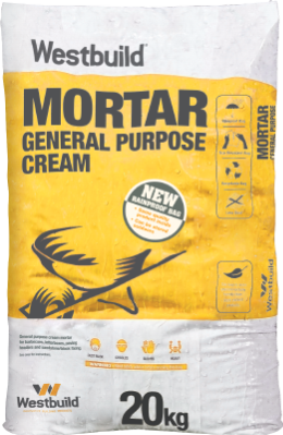 Cream Mortar - Rainproof Bag