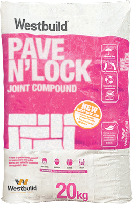 Pave N'Lock™ - Rainproof Bag