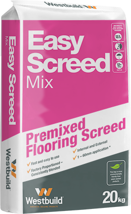 Easy Screed Mix - Flooring Screed