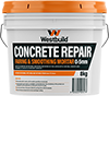 Concrete Repair Fairing Smoothing Mortar 0 to 5mm<