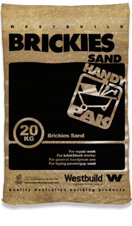 Brickies Sand