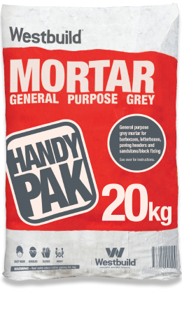 Grey Mortar Mix - Handy Pak